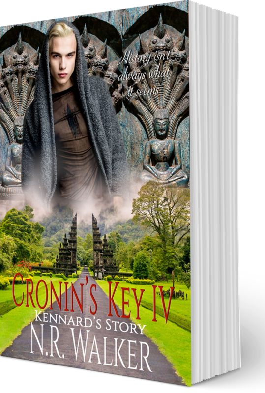 Cronin's Key IV (Kennard's Story)