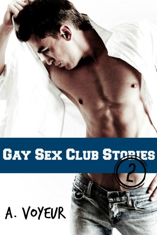 Gay Sex Club Stories 2